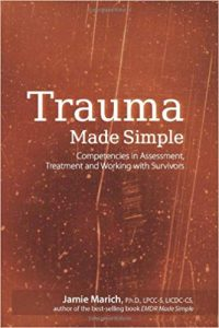 Trauma Made Simple Book Cover